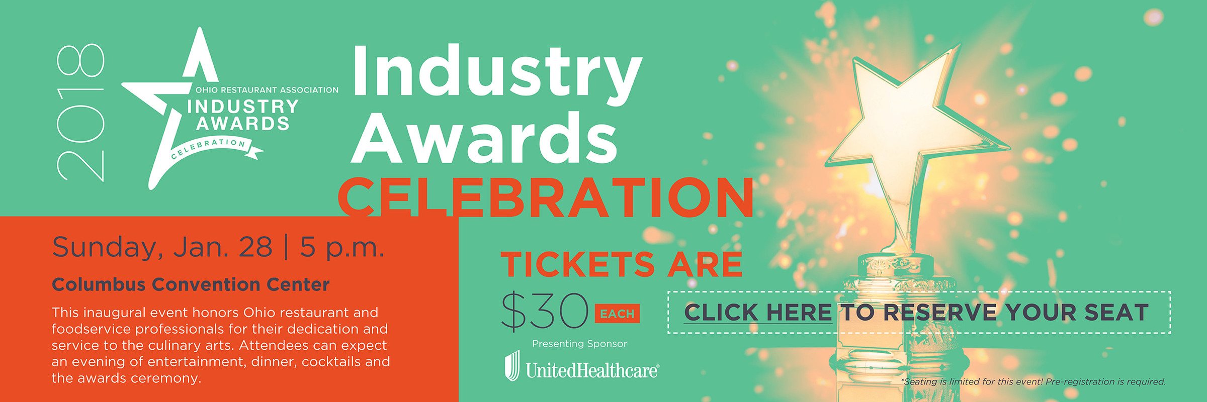 Industry Awards Banner