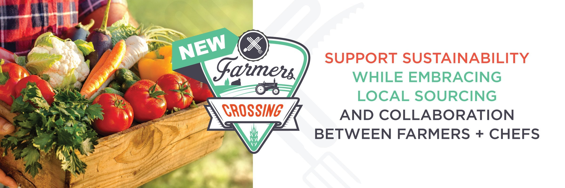 Farmers Crossing Banner